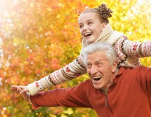 Amore Nonni e Nipoti. Alle fonti dell'amore da cui provengono i genitori.
