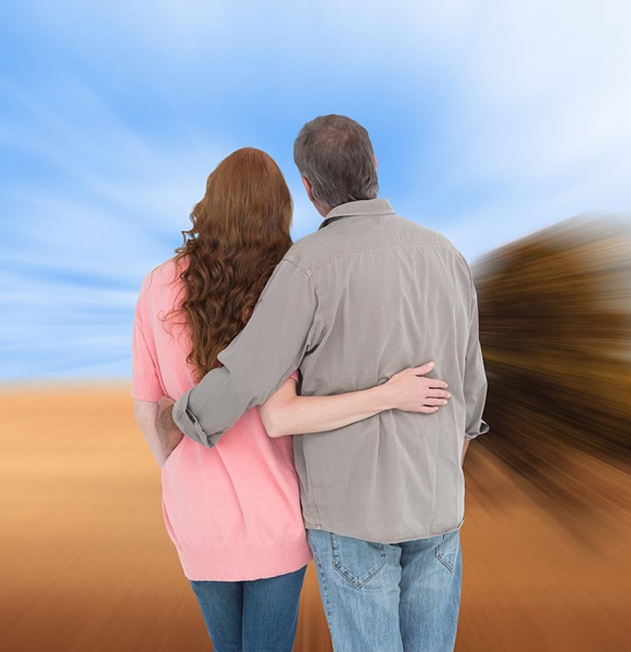 Affettività e legami d'amore di coppia
