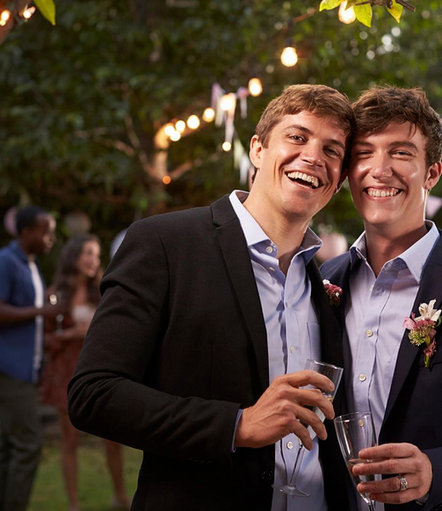 Amore e Wedding Gay Life.