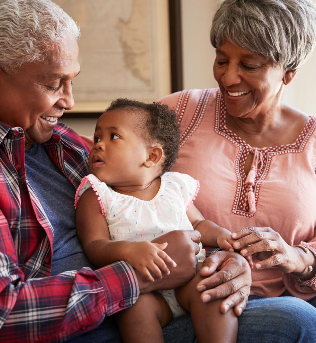 Amore Nonni e Nipoti. Amore importante da valorizzare.
