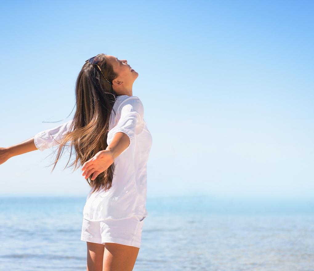 Emozioni come proiezioni di sentimenti e di amore.