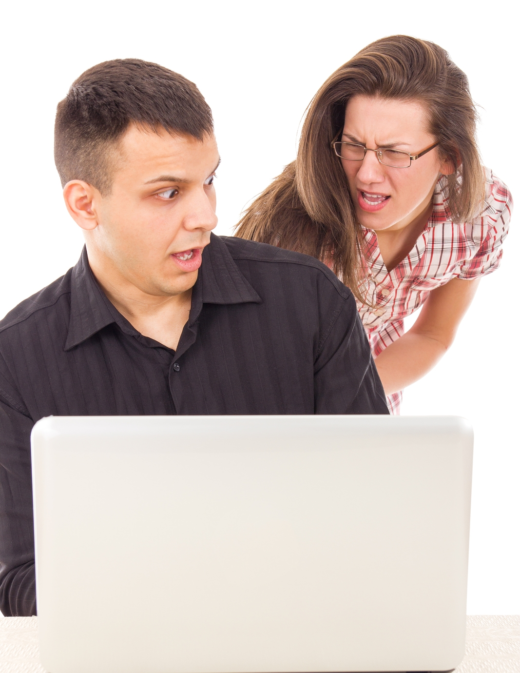 Amore e Amicizia. Sex cheating over the internet.