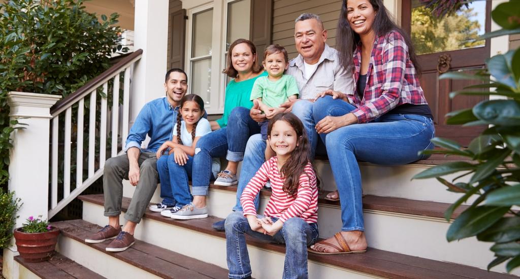 Amore Nonni e Nipoti e il grande valore di avere tanti figli e nipoti.