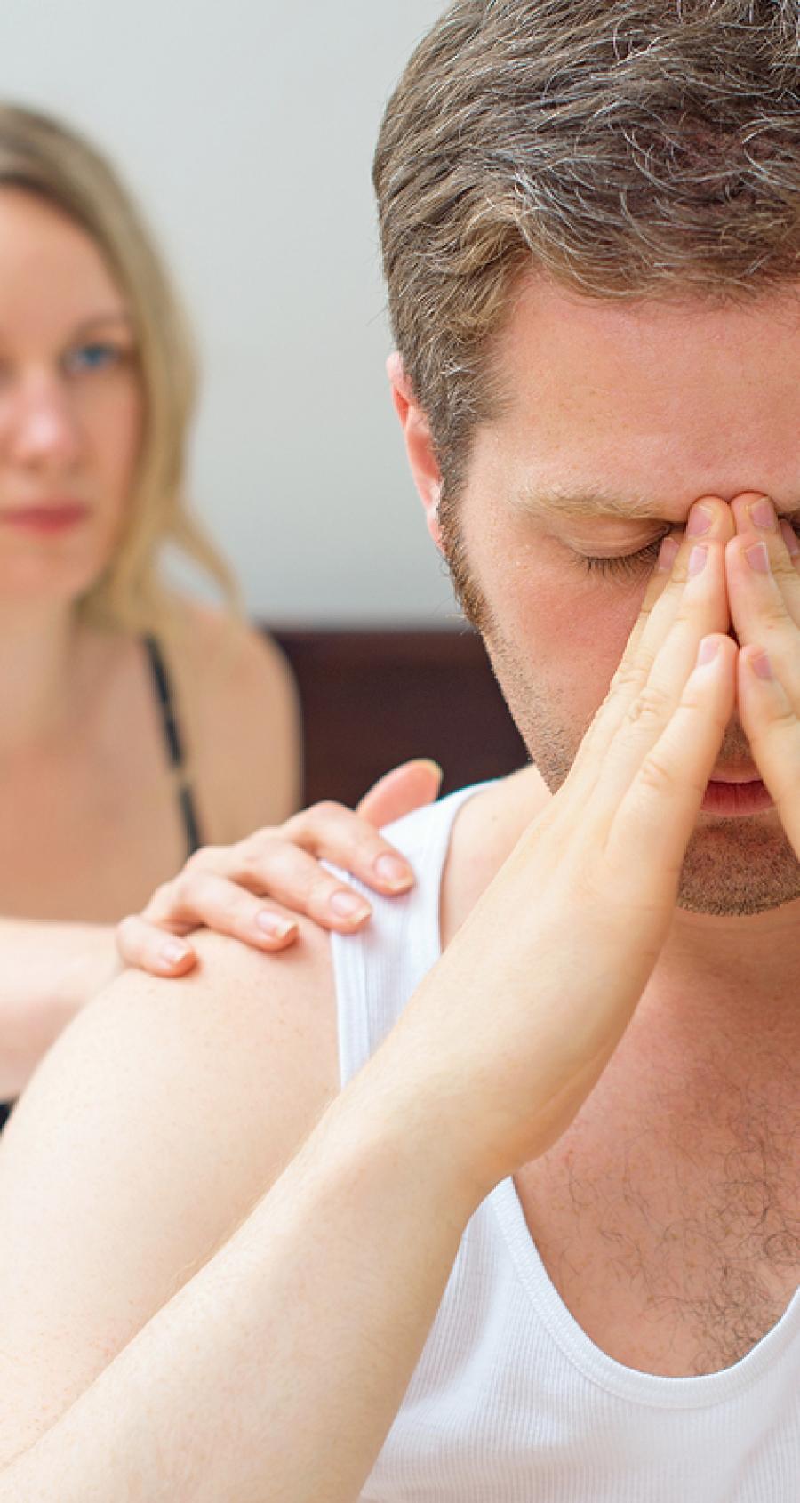 Sessualità maschile appagante o deludente. Problemi di sex driver e sextherapy.