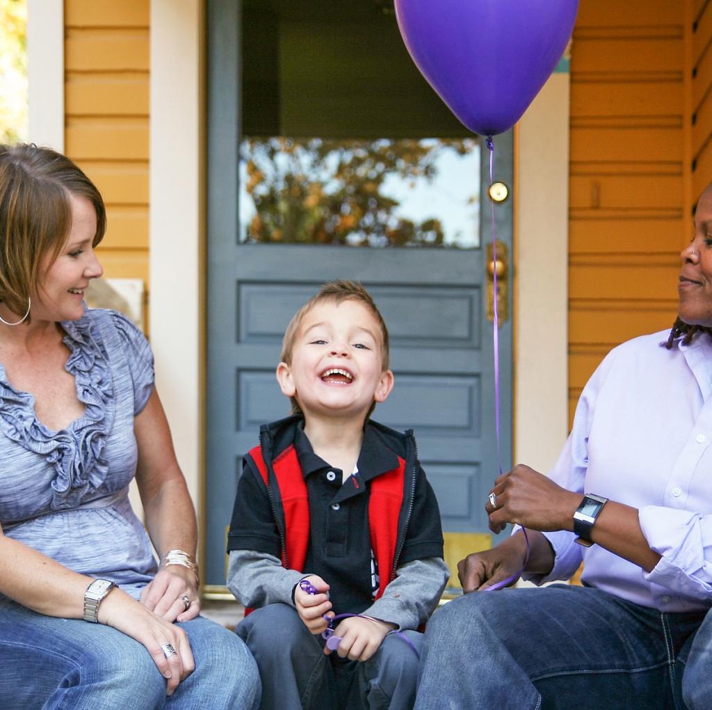 Famiglia Lesbo e scelte senza limiti o pregiudizi.