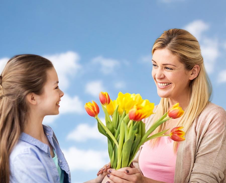 Genitore Single e Figlio e crescita educativa e affettiva in famiglia.